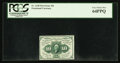 Fr. 1240 10¢ First Issue PCGS Very Choice New 64PPQ