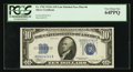 Small Size:Silver Certificates, Fr. 1702 $10 1934A Silver Certificate. Face Plate 86. PCGS Very Choice New 64PPQ.. ...