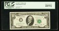 Low Serial Number C00000177B Fr. 2017-C $10 1963A Federal Reserve Note. PCGS Superb Gem New 68PPQ
