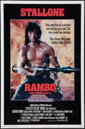 "Movie Posters:Action, Rambo: First Blood Part II & Other Lot (Tri-Star, 1985).OneSheets (2) (27"" X 41""). Action.. ... (Total: 2 Items)"