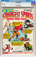 Bronze Age (1970-1979):Miscellaneous, DC Special #7 Strangest Sports Stories Ever Told! (DC, 1970) CGCNM+ 9.6 Off-white to white pages....