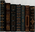 Books:Literature Pre-1900, [Philosophy]. Group of Seven Titles Related to Political PhilosophyPublished by Franklin and Easton. Franklin/Easton, [1978... (Total:7 Items)