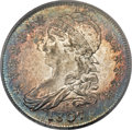 Bust Half Dollars, 1807 50C Capped Bust, Small Stars MS61 PCGS. O-113a. R.3....