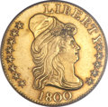 1800 $5 -- Damaged, Improperly Cleaned -- NCS. Unc. BD-2, High R.3....(PCGS# 8082)