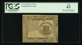 Colonial Notes:Continental Congress Issues, Continental Currency May 9, 1776 Blue Counterfeit Detector $1 PCGSNew 62.. ...