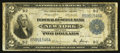 Fr. 751 $2 1918 Federal Reserve Bank Note Very Good