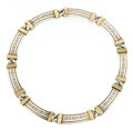 Estate Jewelry:Necklaces, Gold, Sterling Silver Necklace, Tiffany & Co.. ...