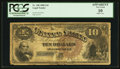 Large Size:Legal Tender Notes, Fr. 108 $10 1880 Legal Tender PCGS Apparent Very Good 10.. ...
