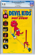 Bronze Age (1970-1979):Cartoon Character, Devil Kids Starring Hot Stuff #59 File Copy (Harvey, 1973) CGCNM/MT 9.8 Off-white to white pages....