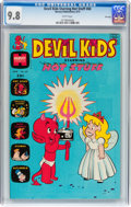 Bronze Age (1970-1979):Cartoon Character, Devil Kids Starring Hot Stuff #60 File Copy (Harvey, 1973) CGCNM/MT 9.8 White pages....