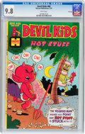 Bronze Age (1970-1979):Cartoon Character, Devil Kids Starring Hot Stuff #68 File Copy (Harvey, 1975) CGCNM/MT 9.8 White pages....