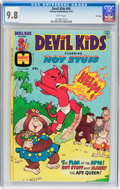 Bronze Age (1970-1979):Cartoon Character, Devil Kids Starring Hot Stuff #69 File Copy (Harvey, 1975) CGCNM/MT 9.8 White pages....