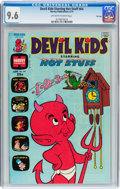 Bronze Age (1970-1979):Cartoon Character, Devil Kids #64 File Copy (Harvey, 1974) CGC NM+ 9.6 Off-white towhite pages....