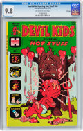 Bronze Age (1970-1979):Cartoon Character, Devil Kids #66 File Copy (Harvey, 1974) CGC NM/MT 9.8 Off-white towhite pages....