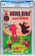 Bronze Age (1970-1979):Cartoon Character, Devil Kids Starring Hot Stuff #70 File Copy (Harvey, 1975) CGCNM/MT 9.8 Off-white to white pages....