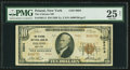 National Bank Notes:New York, Poland, NY - $10 1929 Ty. 2 The Citizens NB Ch. # 9804. ...