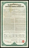 $636 Adjusted Service Certificate of January 1925