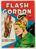 Golden Age (1938-1955):Science Fiction, Four Color #10 Flash Gordon (Dell, 1942) Condition: FN-....