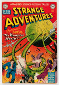 Golden Age (1938-1955):Science Fiction, Strange Adventures #6 (DC, 1951) Condition: FN-....