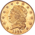 Early Half Eagles, 1825/1 $5 MS61 NGC....