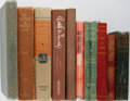 Books:World History, Group of Ten Miscellaneous Books. Includes work from Steinbeck, Mickey Spillane, Longfellow and others. Various publishers a... (Total: 10 Items)