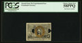 Fractional Currency:Second Issue, Fr. 1286 25¢ Second Issue Experimental PCGS Choice About New 58PPQ.. ...
