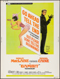 """Movie Posters:Crime, Gambit (Universal, 1967). Poster (30"""" X 40""""). Crime.. ..."""