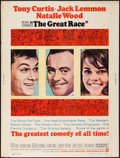 "Movie Posters:Comedy, The Great Race (Warner Brothers, 1965). Poster (30"" X 40""). Comedy.. ..."