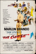 "Movie Posters:Drama, The Chase & Other Lot (Columbia, 1966). Posters (2) (40"" X 60""). Drama.. ... (Total: 2 Items)"