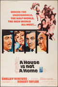"""Movie Posters:Exploitation, A House Is Not a Home & Other Lot (Embassy, 1964). Posters (2)(40"""" X 60"""") Style Z & Regular. Exploitation.. ... (Total: 2Items)"""