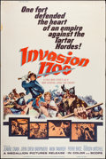 "Movie Posters:Adventure, Invasion 1700 & Other Lot (Medallion, 1962). Posters (2) (40"" X60"") Regular & Style Y. Adventure.. ... (Total: 2 Items)"