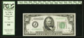 Small Size:Federal Reserve Notes, Fr. 2105-J $50 1934C Federal Reserve Note. PCGS Very Choice New 64.. ...