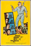 """Movie Posters:Drama, Shake Hands with the Devil (United Artists, 1959). Poster (40"""" X 60"""") Style Y. Drama.. ..."""