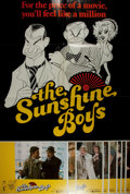 "Miscellaneous:Movie Posters, [Movie Posters] The Sunshine Boys. Lot includes One Sheet(27"" x 30"") and seven lobby cards. Some edgewear. Very goo..."