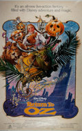 "Miscellaneous:Movie Posters, [Movie Posters]. Group of Two One Sheet Posters. Approximately 41"" x 27.25"". Includes Return to Oz and Bravestar: The ... (Total: 2 Items)"