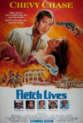 "Miscellaneous:Movie Posters, [Movie Posters]. Group of Eleven One Sheet Posters. Approximately41"" x 27.25"". Includes Fletch Lives, 18 and Bored,..."