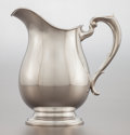 Silver Holloware, American:Water Pitchers, A TIFFANY & CO. SILVER WATER PITCHER . Tiffany & Co., NewYork, New York, 20th century. Marks: TIFFANY & CO.,STERLING, 95...
