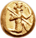 Ancients:Greek, Ancients: ACHAEMENID PERSIA. Time of Darius I-Xerxes II (485-420 BC). AV Daric (17 X 15mm, 8.32 gm). ...