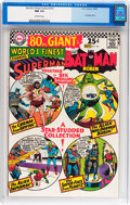Silver Age (1956-1969):Superhero, World's Finest Comics #161 (DC, 1966) CGC NM 9.4 Off-white pages....
