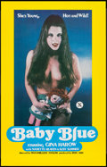 """Movie Posters:Adult, Baby Blue (Ron Ash Productions, 1978). One Sheet (20"""" X 31""""). Adult.. ..."""