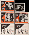 """Movie Posters:Foreign, Boccaccio '70 (Embassy, 1962). Title Lobby Cards (2), Lobby Cards (3) (11"""" X 14""""), & Photo (8"""" X 10""""). Foreign.. ... (Total: 6 Items)"""