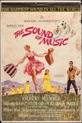 "Movie Posters:Academy Award Winners, The Sound of Music & Other Lot (20th Century Fox, 1965).Posters (3) (40"" X 60"") Regular & Academy Award Winner Style.Acade... (Total: 3 Items)"
