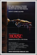 """Movie Posters:Horror, House & Other Lot (New World, 1985). One Sheets (2) (27"""" X41""""). Horror.. ... (Total: 2 Items)"""