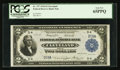 Large Size:Federal Reserve Bank Notes, Low Serial Number D58A Fr. 757 $2 1918 Federal Reserve Bank Note PCGS Gem New 65PPQ.. ...