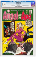Silver Age (1956-1969):Humor, Showcase #77 Angel and the Ape (DC, 1968) CGC NM 9.4 Off-white pages....