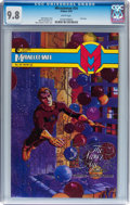 Modern Age (1980-Present):Superhero, Miracleman #24 (Eclipse, 1993) CGC NM/MT 9.8 White pages....