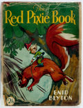 Books:Children's Books, Enid Blyton. The Red Pixie Book. George Newnes Limited,n.d., circa 1934. First edition. Illustrated by Katherin...