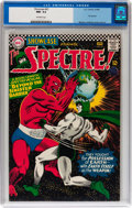Silver Age (1956-1969):Horror, Showcase #61 The Spectre (DC, 1966) CGC NM- 9.2 Off-white pages....