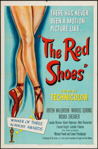 """The Red Shoes (Eagle Lion, 1949). One Sheet (27"""" X 41""""). Fantasy"""