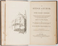 Books:Americana & American History, William Brady. The Kedge-Anchor; or, Young Sailor'sAssistant. Published by the author, 1850. Fifth edition. Ill...